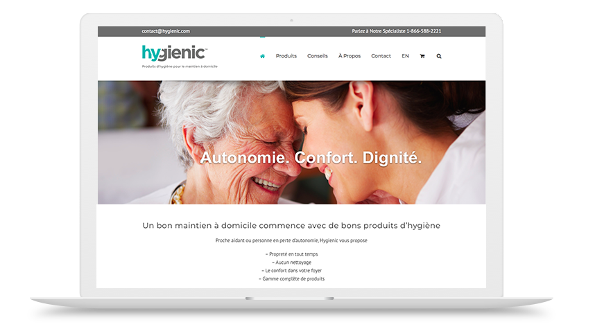 Website Hygie