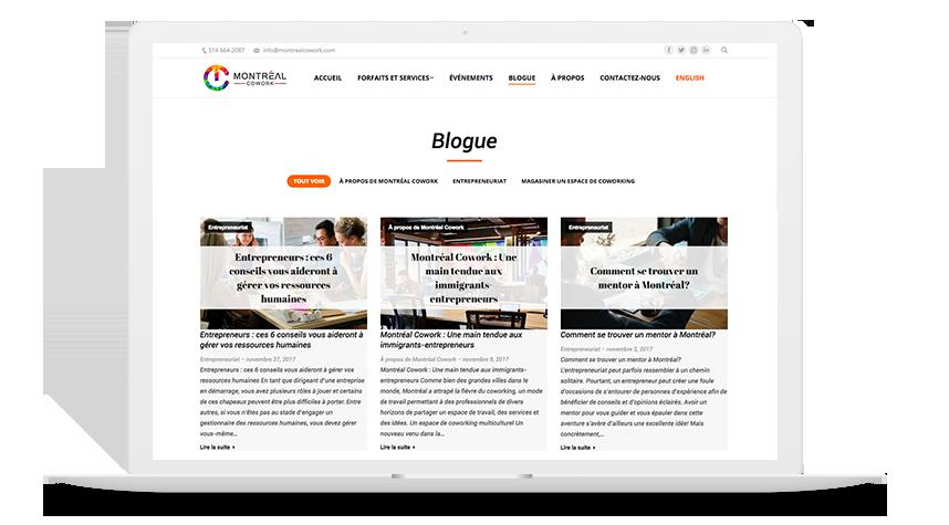 montrealcowork - blogue